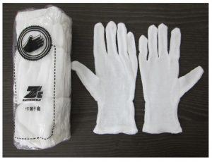 SPUN電子手套