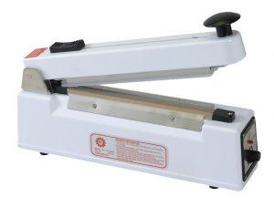 瞬熱式手壓帶刀封口機:KF-200HC