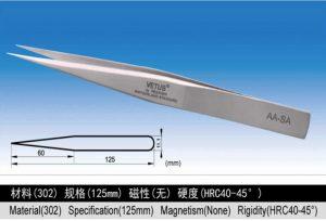 VETUS:SA系列不鏽鋼超精細高精密鑷子(AA-SA)